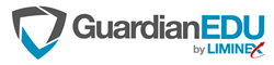 Guardian EDU by Liminex Logo