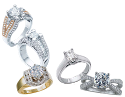 Springfield MO Diamond Engagement Rings - Mitchum Jewelers