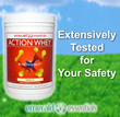 Action Whey™ Tests Up to 130 TIMES CLEANER for Heavy Metal Toxins Than...