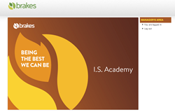 Growth Engineering create Brakes Group's IS Academy with the world's best gamified LMS technology