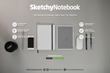 SketchyNotebook Templates