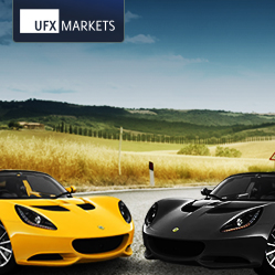 UFXMarkets' Lotus Elise Trading Competition
