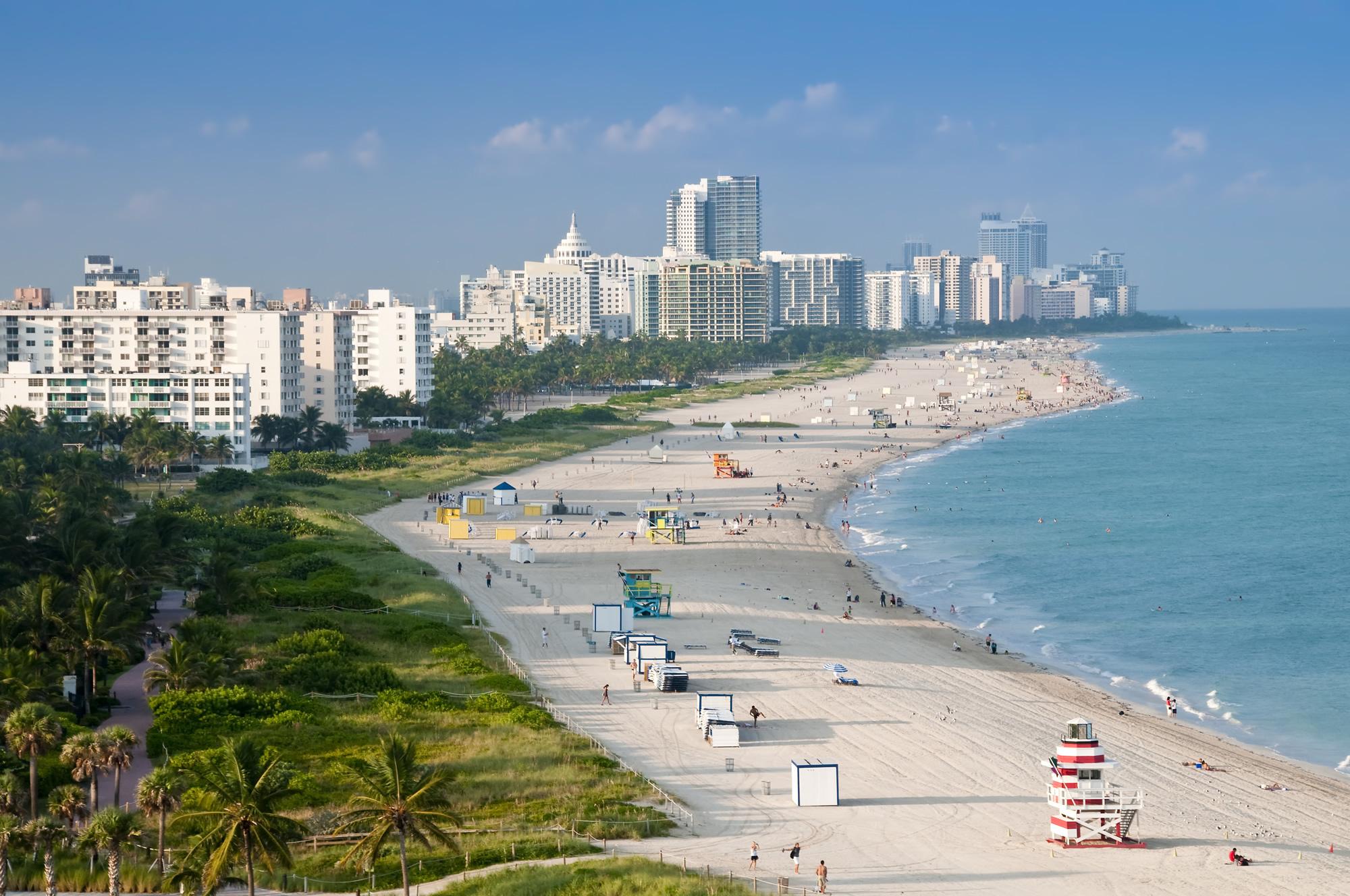 Vacation Villa Rental Miami Beach