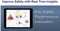 IndustrySafe Safety Software Dashboard -Release 5.4