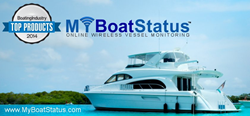 MyBoatStatus Named Top Product 2014