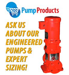 Pump Products Adds Engineered Pumps to On-Line Offerings