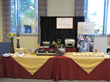 The UMHNJ-Sodexo Chef Station, along with others featuring celebrity chefs, served about 900 guests during the charity event in Wilmington, DE.