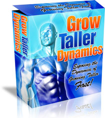 Grow Taller Dynamics Review | How To Increase Height By 3 Inches Or More In 6 Weeks Even When Stopping Growing?
