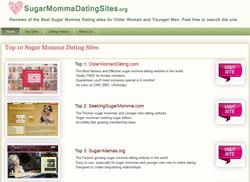 Sugar Momma Dating