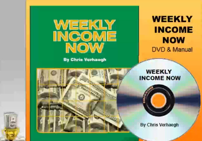 Weekly Income Now Review Unveils Chris Verhaegh S Options