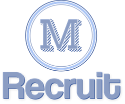 M-Recruit TM Logo