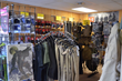 View from inside Spartan Tactical & Police Supply