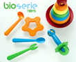 "Bioserie Introduces ""Made of Plants"" Toys for Babies through Global..."