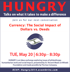 HUNGRYTalks #2 | TUE, May 20, 2014