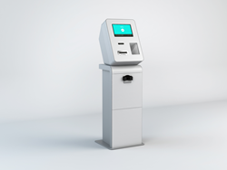Lamassu cash dispenser stand