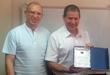 Pollogen Ltd. Honors DermaSpark with the Pollogen Distributor of the Year 2013 Award