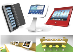 Tablet Security, Maclocks, Heckler, Tablet POS, IpAD pos, eMenu, tablet kiosk, ipad kiosk