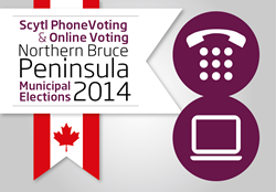 Northern Bruce Peninsula Selects Scytl Online Voting and Phone Voting