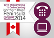 Northern Bruce Peninsula Selects Scytl Online Voting and Phone Voting...