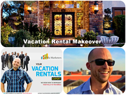 vacation rental marketing, vacation rental website design