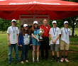 Georgia Students Take First Place in Team America Rocketry Challenge...