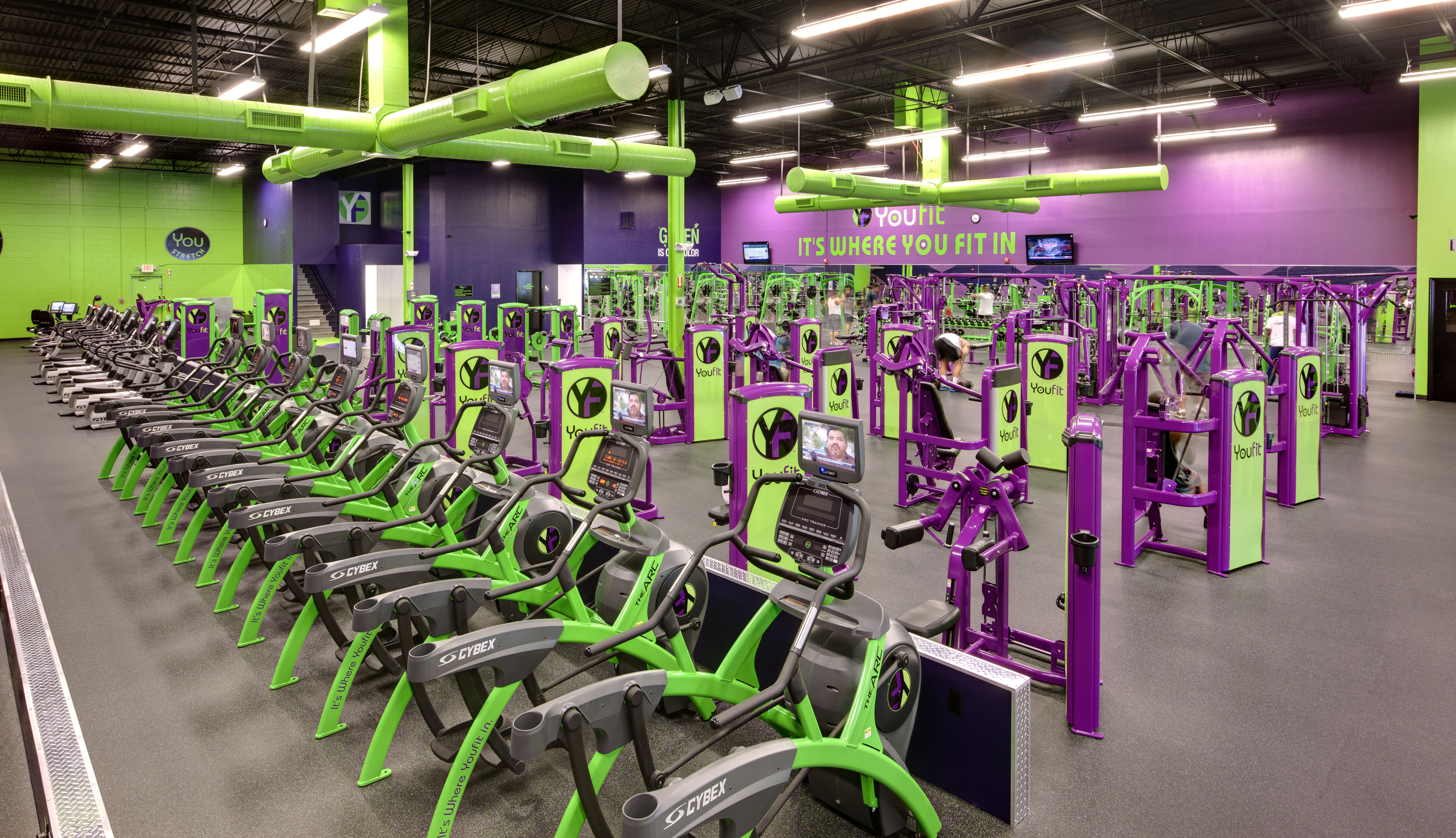 article fitness clubs florida