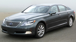 2010 Lexus LS Used Engine