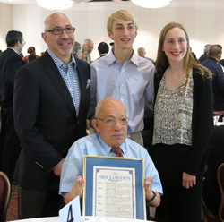 Teddy Halpern, Jewish Community Housing Corporation of Metropolitan New Jersey