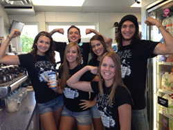 Dutch Bros. Arizona Flexes for MDA