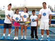Israel Tennis Centers Kicks Off Summertime Exhibitions in Key...