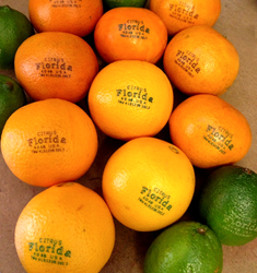 The patented Natural Light Labeling technolgy receives FDA approval for citrus.