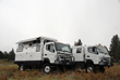 EarthCruiser Overland Vehicles are now produced in Bend, Oregon USA.