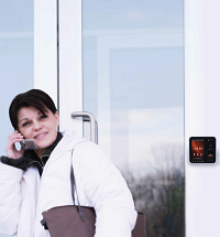 Suprema BioEntry T2 for biometric access control at a financial institution