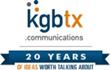 KGBTexas 20th Anniversary