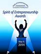 Calla Gold, winner in the Retail Category for the Annual Spirit of Entrepreneurship™ Awards