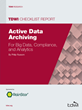 TDWI Checklist Report Helps Enterprises Build an Active Data Archive