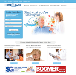 Home Care Website
