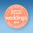 Martha Stuart Weddings Magazine Finds Creative Use for Lapel Pins by PinMart
