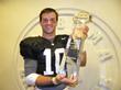 AJ McCarron - 2012 CFPA Quarterback Trophy