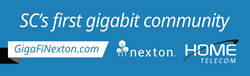 Nexton is South Carolina's first gigabit community