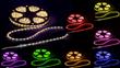 Outwater's Single, Double, Triple and Single RGB Premium LED Ribbon Flex Lighting