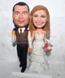 CASUAL BOBBLEHEAD CAKE TOPPERS BW60