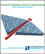 Government-Nonprofit Contracting Challenges Documented and Solutions...