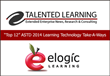 eLogic Learning Recognized by Talented Learning as a Top Take-A-Way...