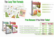 Lazy Thin Formula Review Introduces How To Lose Weight Effortlessly –...