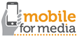 Mobile for Media logo