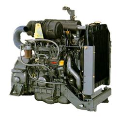 Komatsu Used Diesel Engine