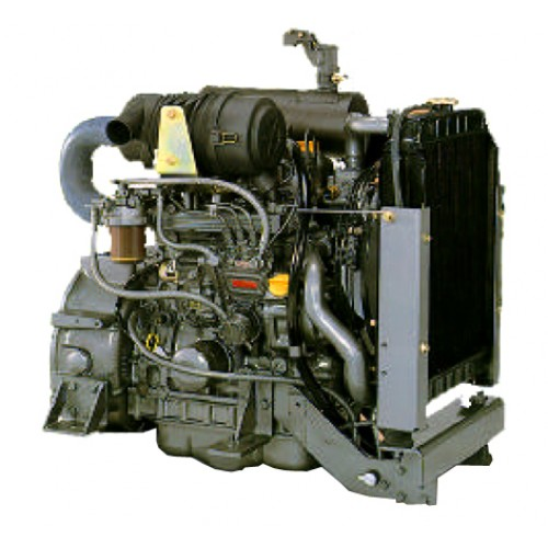 Used Komatsu Engines Now Part Of Online Inventory For Sale
