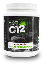 Post-Exercise Recovery Drink, C12 Recovery