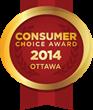 2014 Ottawa Consumer Choice Award-Winners